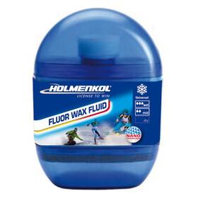 Holmenkol Fluor Wax - 75ml bleu